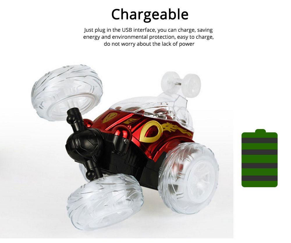 Remote Dump Truck Light Music Children's Toy Car Remote Control Car 5