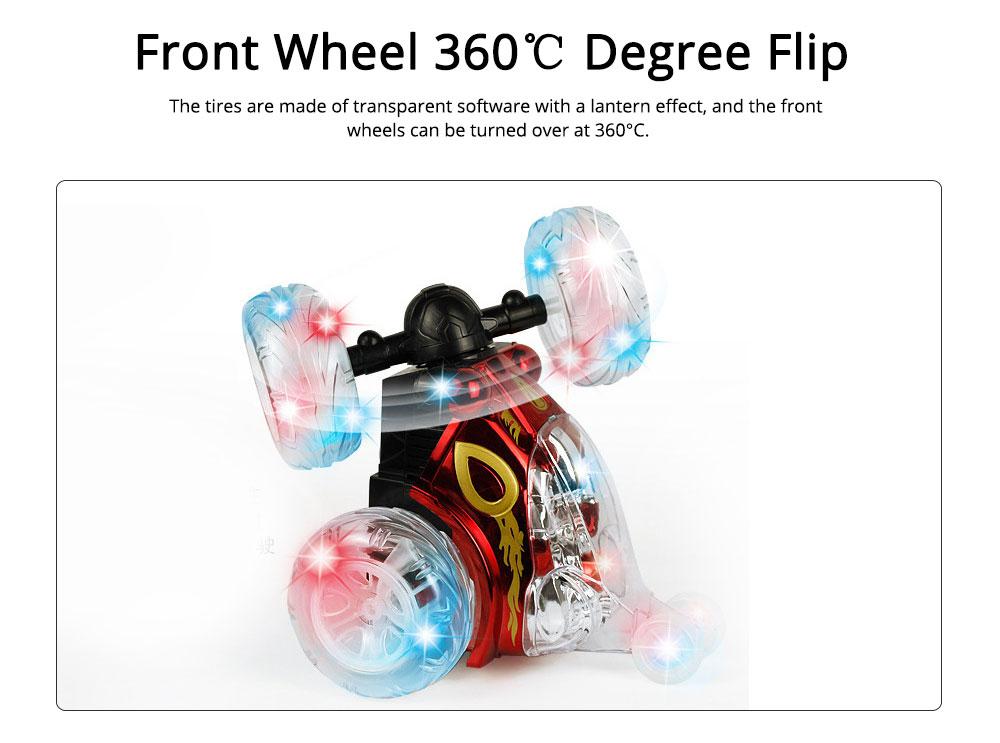 Remote Dump Truck Light Music Children's Toy Car Remote Control Car 1