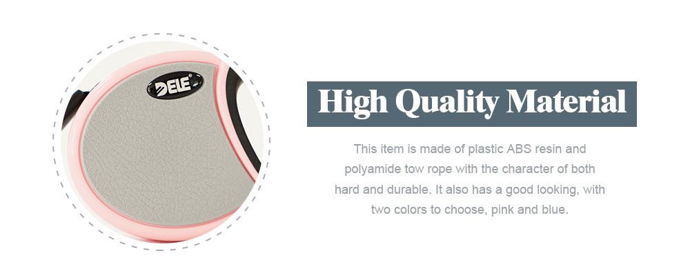 Hauling Cable for Pets, Innoxious and Stretchable Small-sized Polyamide Tow Rope, Auto Scaling Pulling Bandlet 1