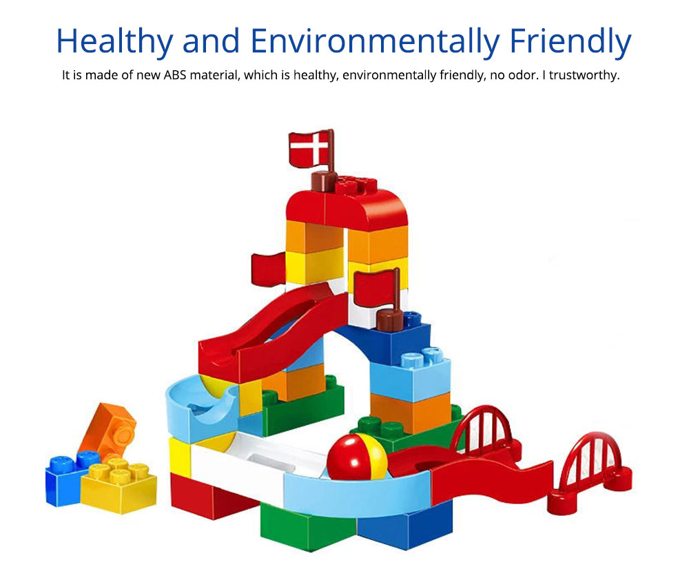 Children's Enlightenment Granule Building Blocks, Inserting Blocks, Baby Puzzle Early Learning Non-toxic Environmental Toy Building Blocks 3
