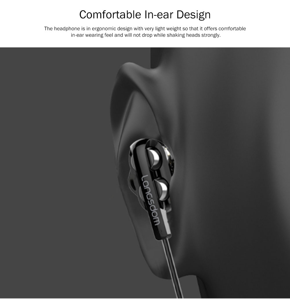 Apple Devices for Computer Games In-Ear Headphones with Mic, Noise Reduction Ear Plugs for Sleeping 1