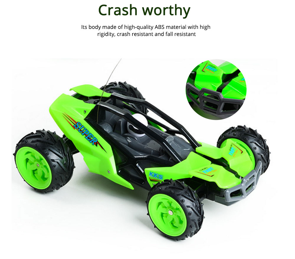 High-speed off-road Competitive Climbing Remote Control Car, Charging Big-foot Racing Car, Child Toy Car 3