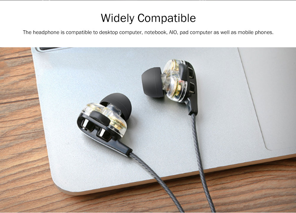 Apple Devices for Computer Games In-Ear Headphones with Mic, Noise Reduction Ear Plugs for Sleeping 6