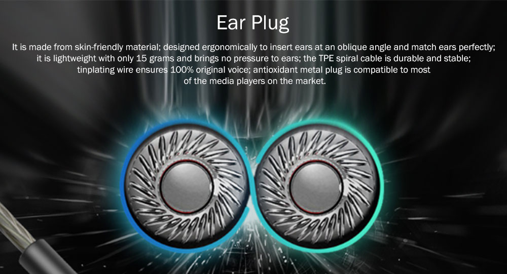 Universal Earplugs for Musical Playing, Ear Plugs for Sleeping, Noise Reduction Earplugs In-Ear Headphones with Mic 0