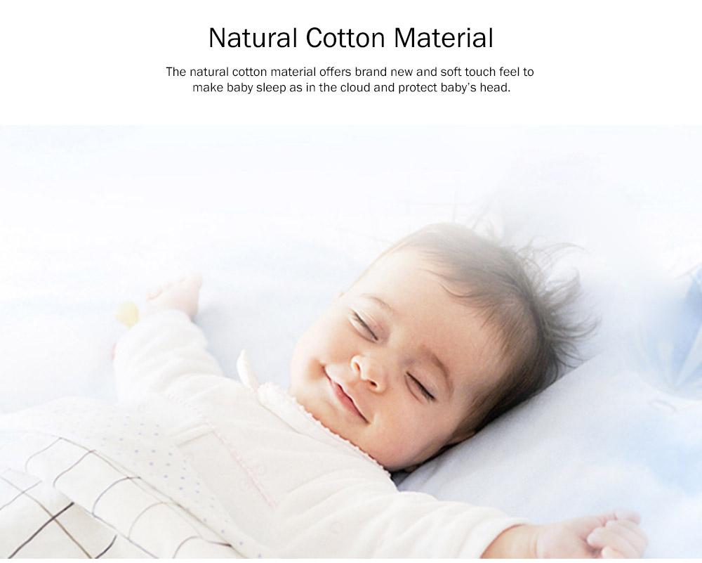 Flat Head Baby Pillows for Sleeping, Cartoon Adjusted Baby Pillow for Newborn Prevent Flat Head 6