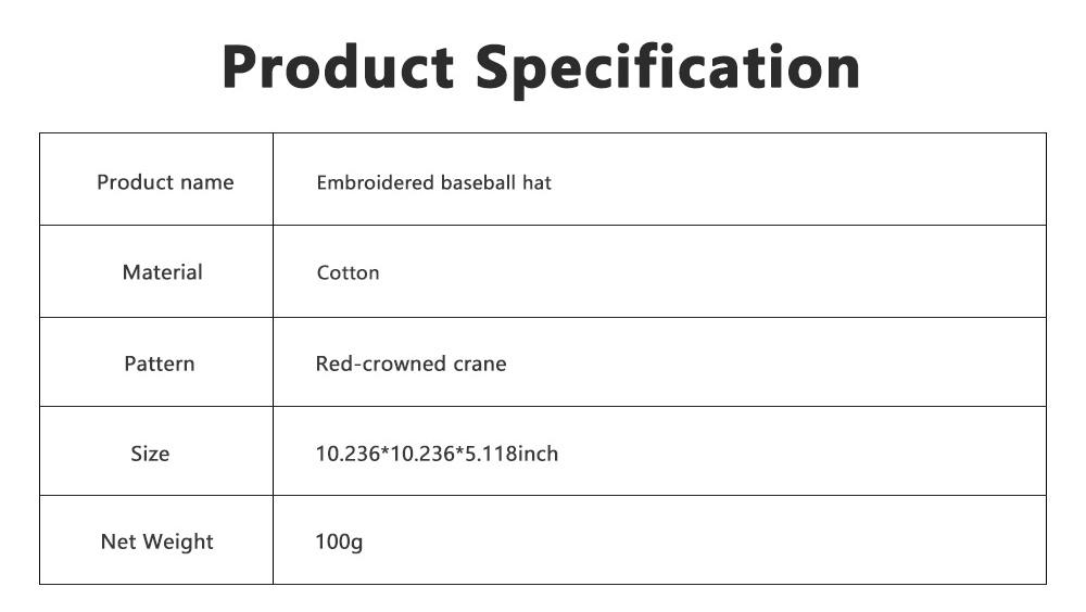 Creative Embroidered Baseball hats for Men, All-match Women Trending Baseball Cap  9