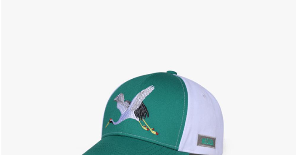 Creative Embroidered Baseball hats for Men, All-match Women Trending Baseball Cap  5