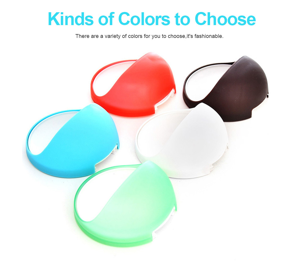 Plastic Suction Cup Soap Holder for Bathroom Toothbrush Box Dish Accessories, Punch Free Wall Mounted Soap Storage Case 1