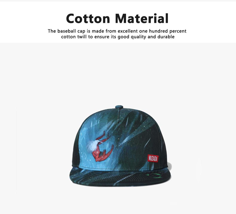 Creative Women Trending Baseball Cap, Simple Men Western Style Baseball Hats 1
