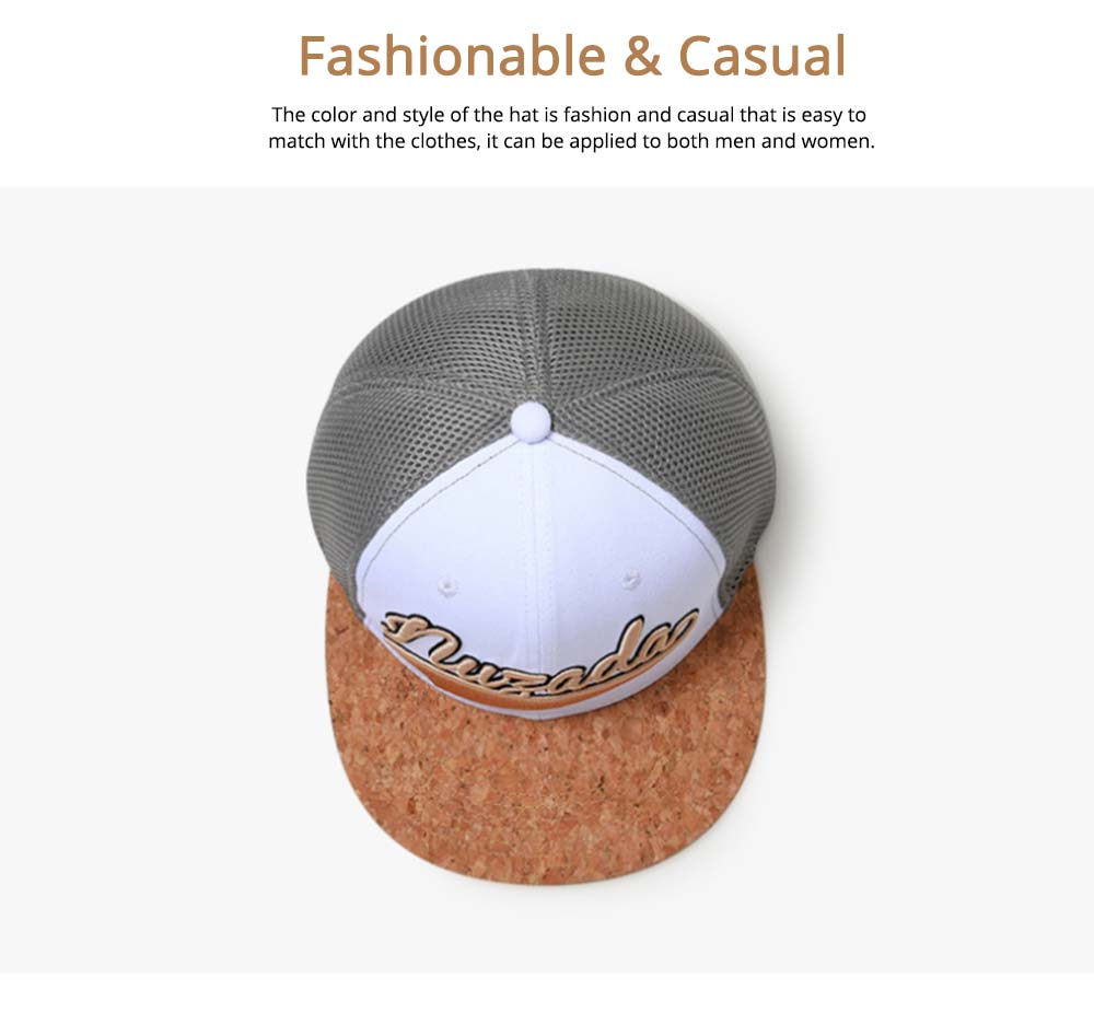 Cotton Hat Headgear with English Letter Pattern Breathable for Women Men Spring Summer Adjustable Cap 5