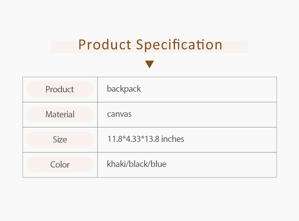 Multifunctional Backpack Shoulder Bag Fashion Casual Canvas Hobo Bags Women Accessories Large Capacity Travel Bag 6