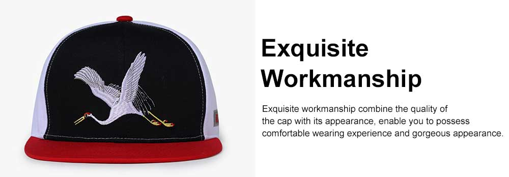 Embroidery Contrast Color Cap, Fashion Baseball Cap for Male & Female 3