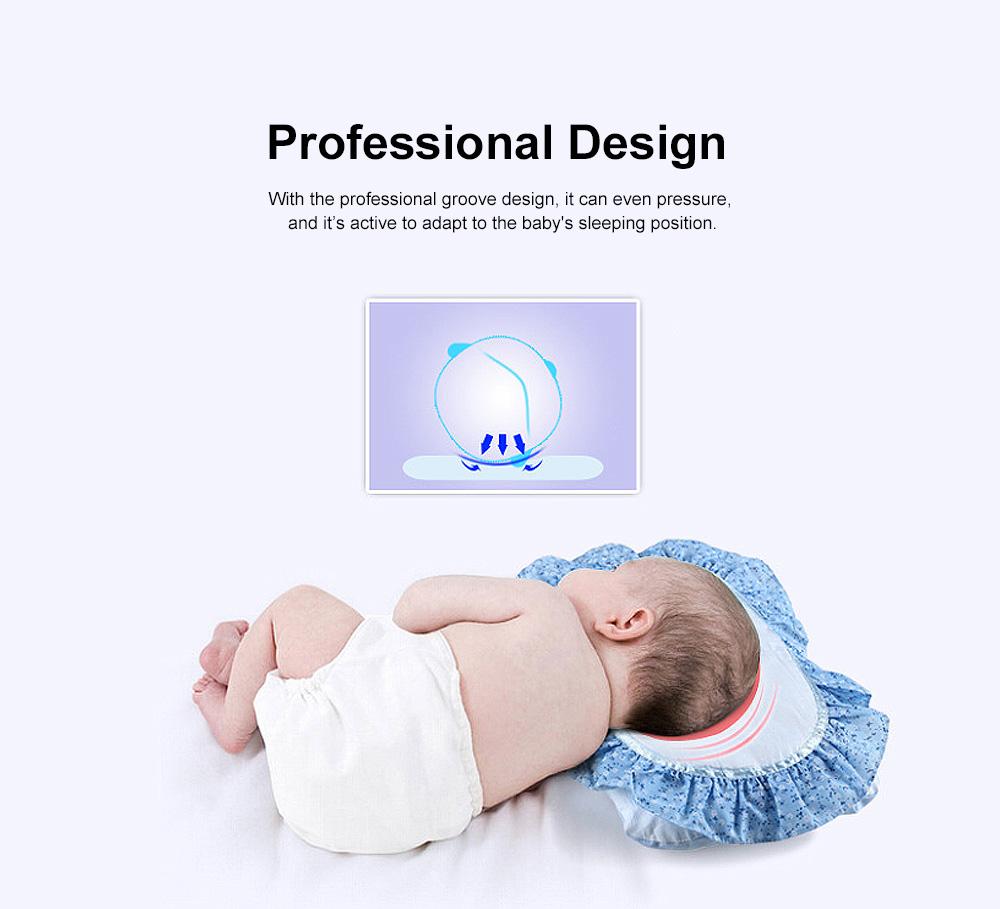 Baby Semen Cassiae Shaped Pillow, Long & Candy-shape Pillow A-107 for Newborn Baby 1