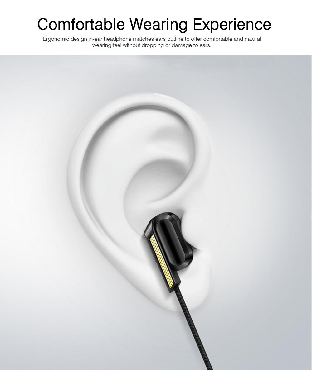 In-Ear Headphones for Original Huawei Phones iPhone Vivo OPPO SoundSport Headphones with Mic Wired In-ear Earphone 1