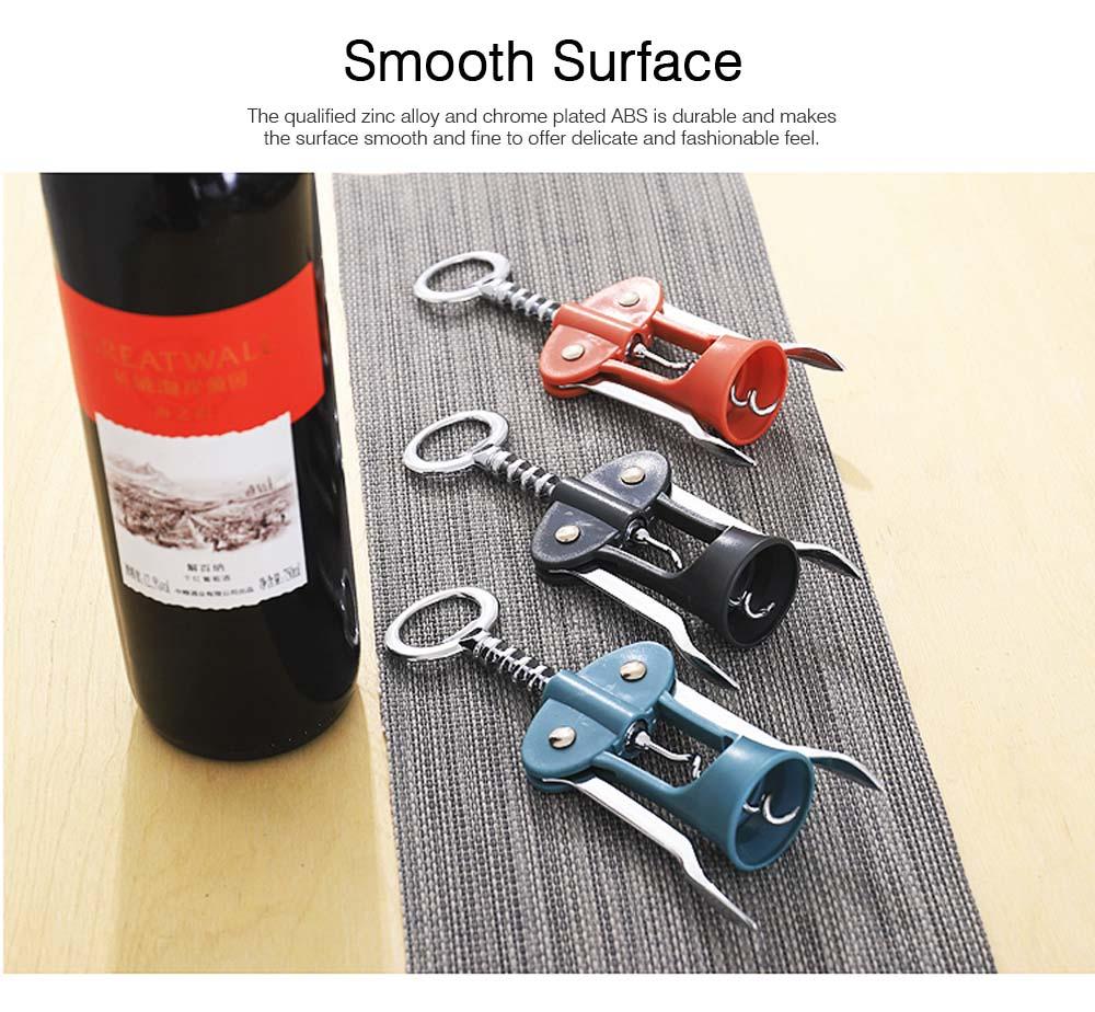 Multipurpose Wine Opener Battery Operated Stainless Beer Opener Household Gadget 5