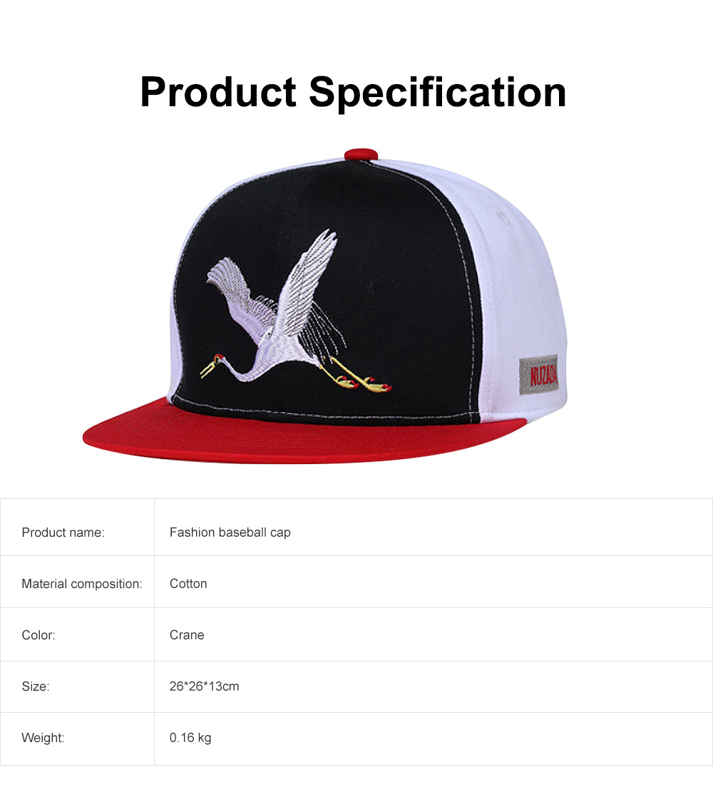 Embroidery Contrast Color Cap, Fashion Baseball Cap for Male & Female 5