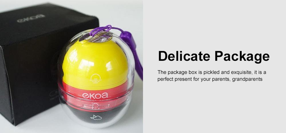 Japanese Carry-on Pillbox Capsule Shape Cute Pill Organizer Portable Pill Case for Vitamin Medicine 5