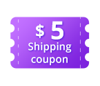 $5 Shipping Coupon