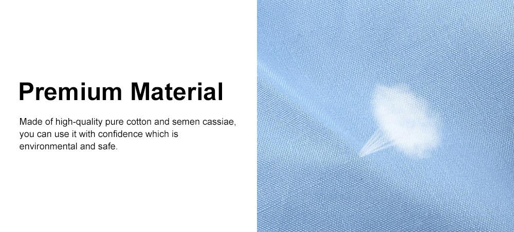 Baby Semen Cassiae Shaped Pillow, Long & Candy-shape Pillow A-107 for Newborn Baby 4