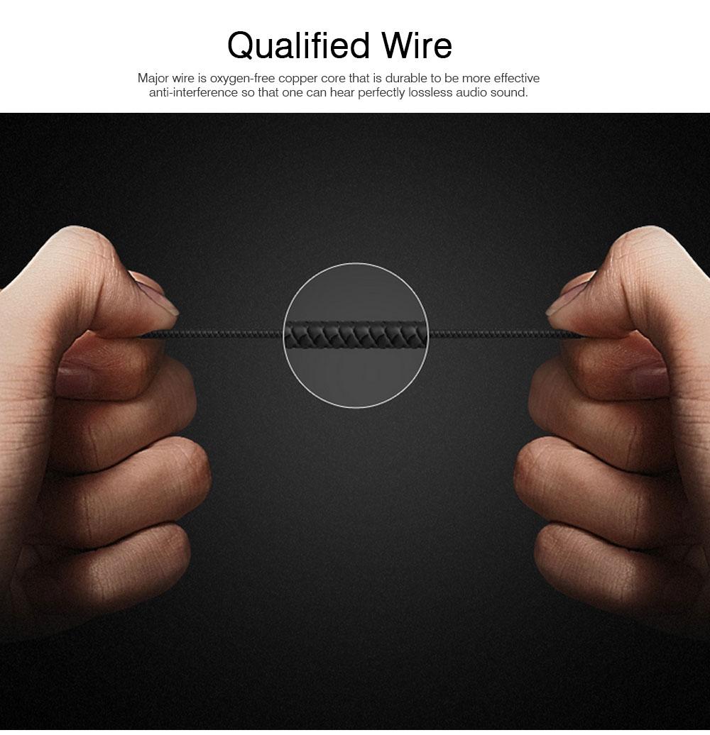In-Ear Headphones for Original Huawei Phones iPhone Vivo OPPO SoundSport Headphones with Mic Wired In-ear Earphone 2