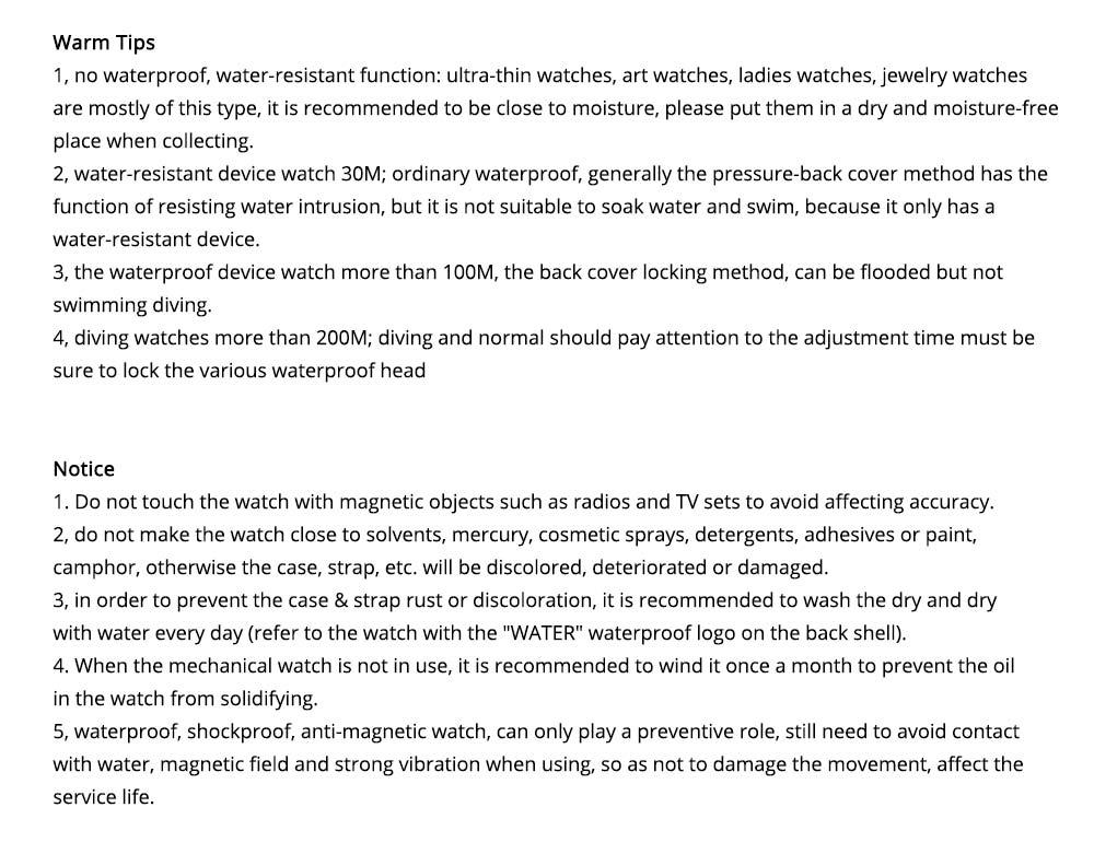 Waterproof Business Luxury Quartz Wrist Watch for Man, Genuine Leather Strap Band, Luminous Calendar Function 7
