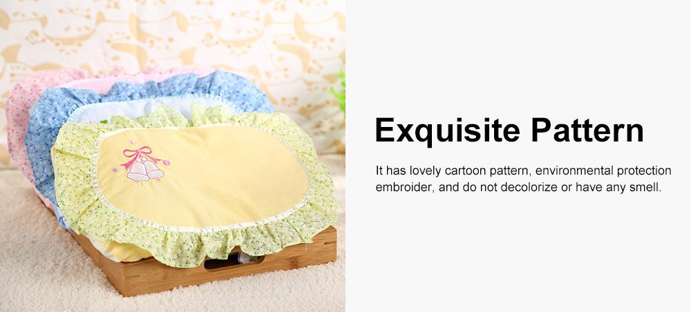 Baby Semen Cassiae Shaped Pillow, Long & Candy-shape Pillow A-107 for Newborn Baby 5