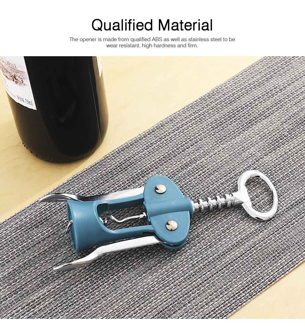 Multipurpose Wine Opener Battery Operated Stainless Beer Opener Household Gadget 1
