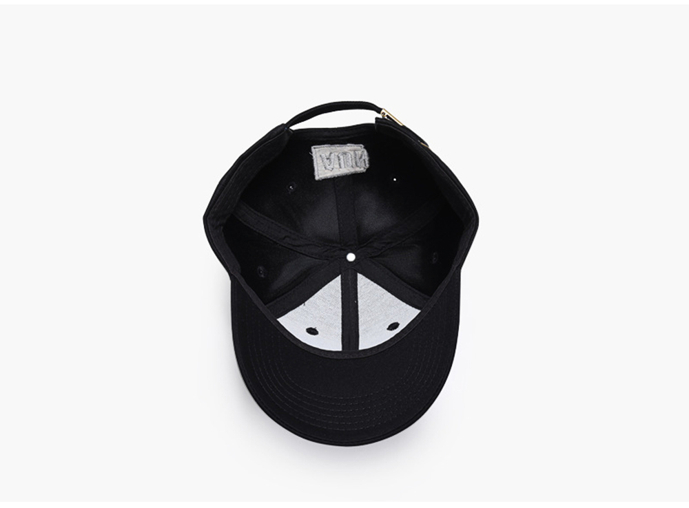 Woman's Cotton Peaked Cap for Spring & Summer, Korean Style Embroidered Man's Baseball Cap 2