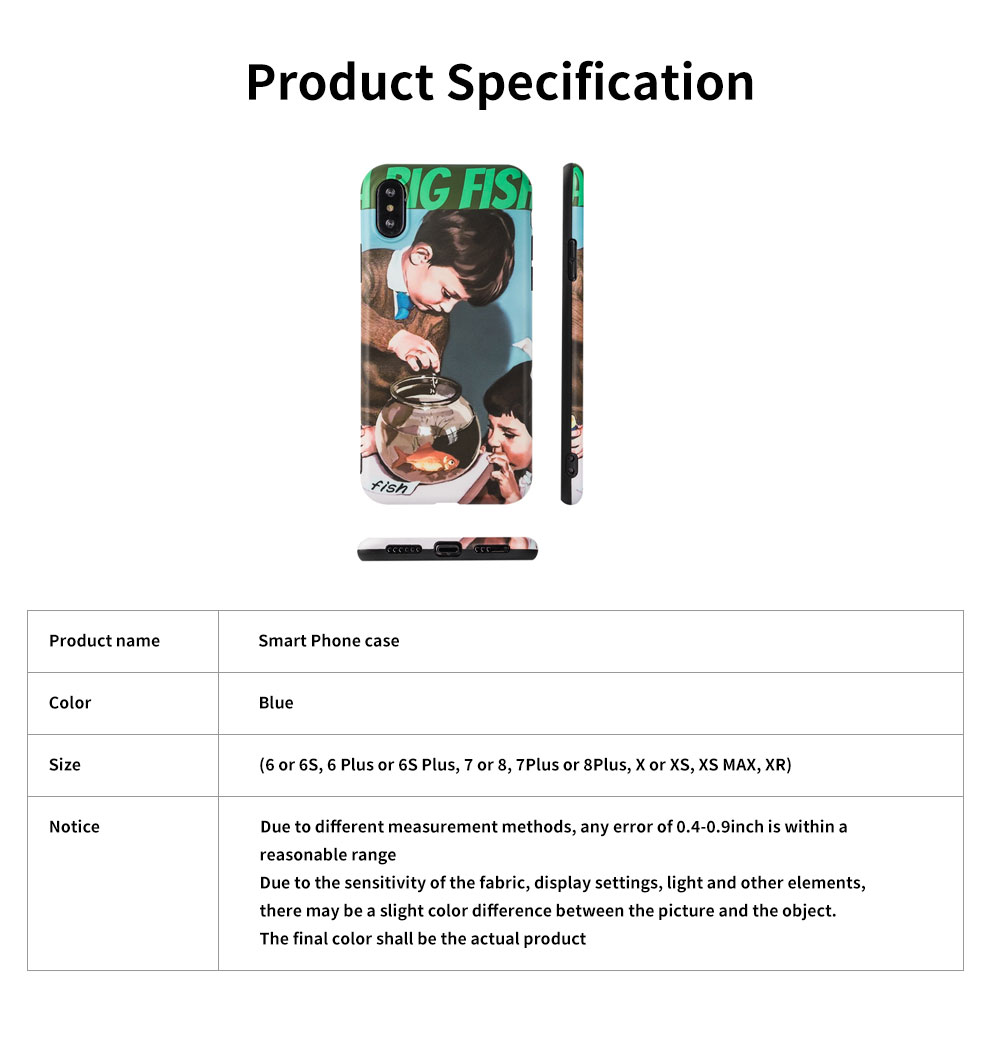 Soft TPU Full Body Protective Back Cover for iPhone 6s 7/ 7Plus/ 8/ 8 Plus/X/XS MAX/XR Retro Phone Shell Case 12