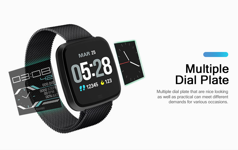 Smart Watch for Android Phones, Bluetooth Android Smart Watch as Sports Monitor Steps Counter for Kids Boys 3