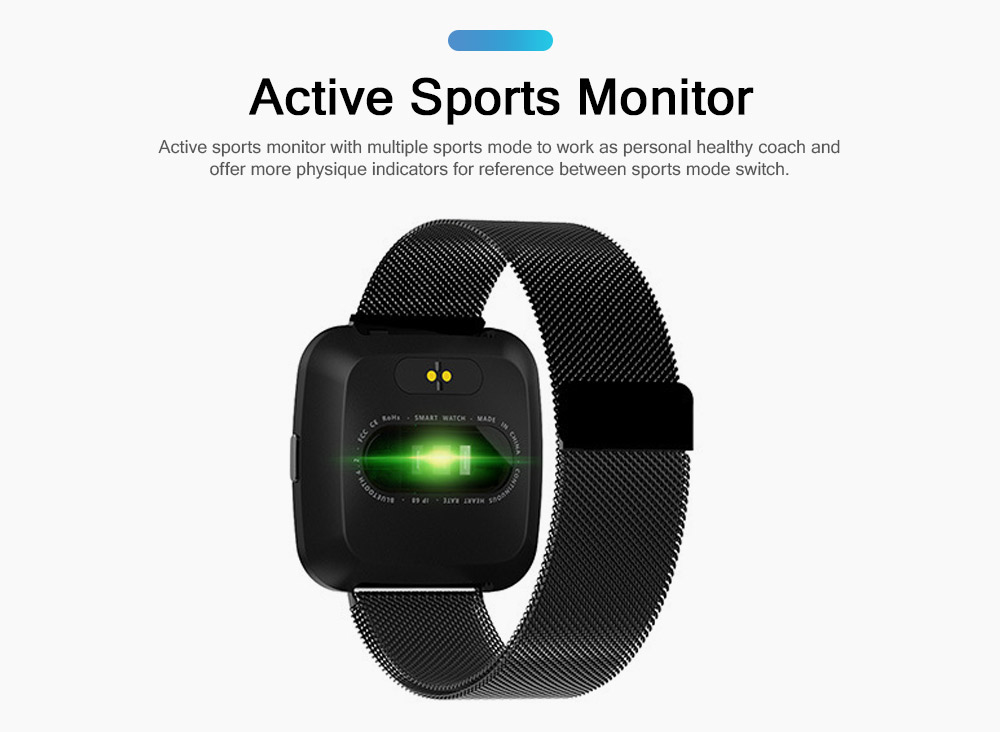 Smart Watch for Android Phones, Bluetooth Android Smart Watch as Sports Monitor Steps Counter for Kids Boys 6