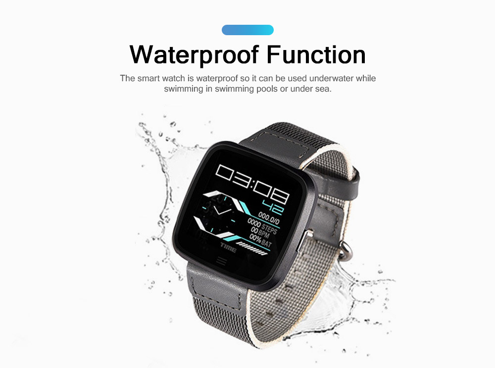 Smart Watch for Android Phones, Bluetooth Android Smart Watch as Sports Monitor Steps Counter for Kids Boys 4