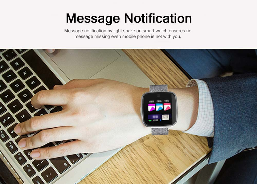 Smart Watch for Android Phones, Bluetooth Android Smart Watch as Sports Monitor Steps Counter for Kids Boys 7