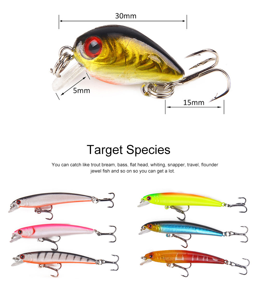 43 Outfit Fishing Lures with Various Style and Variety of Shape, Silicone Baits, Attractants for Saltwater and Freshwater 2