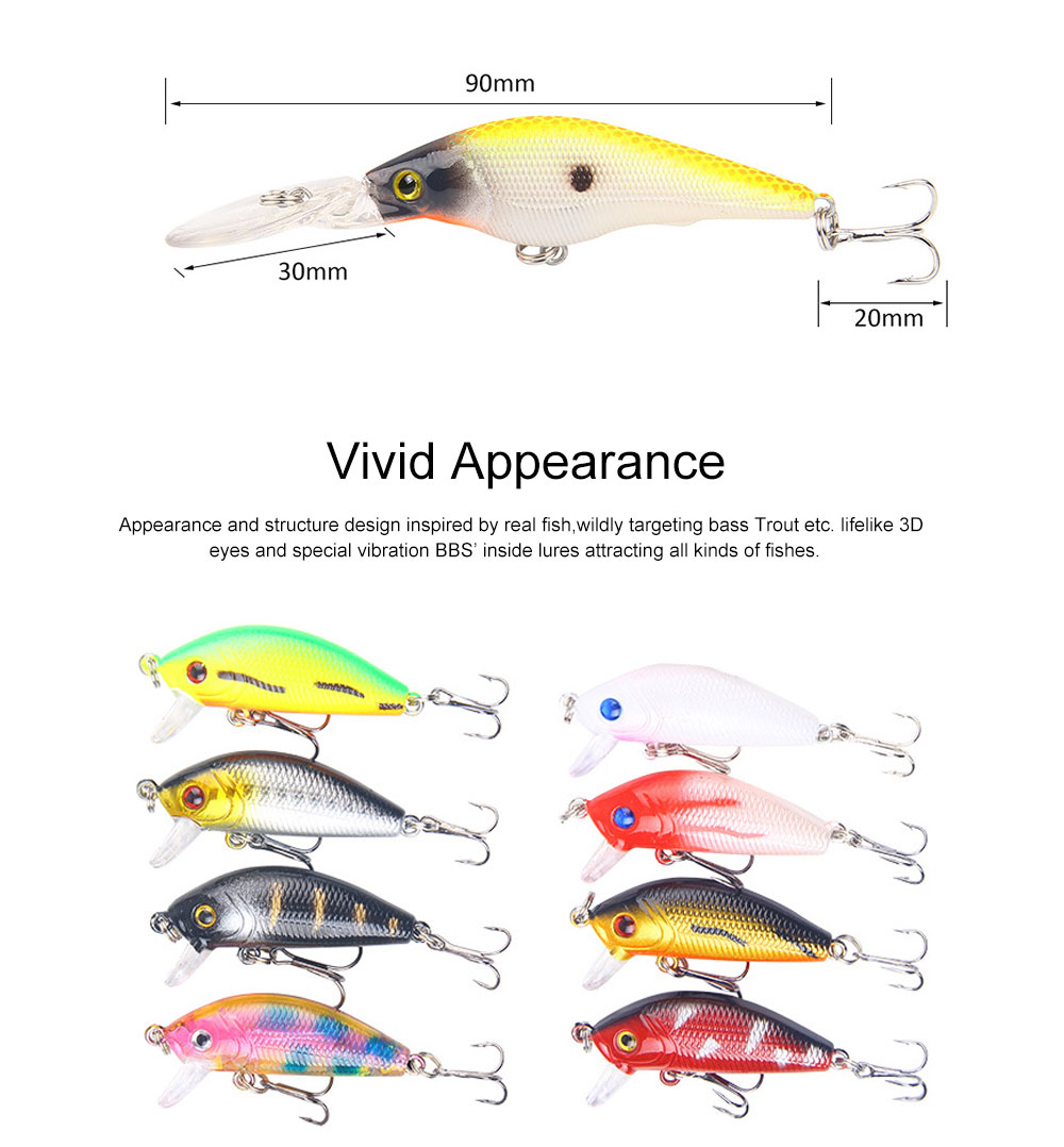 43 Outfit Fishing Lures with Various Style and Variety of Shape, Silicone Baits, Attractants for Saltwater and Freshwater 4