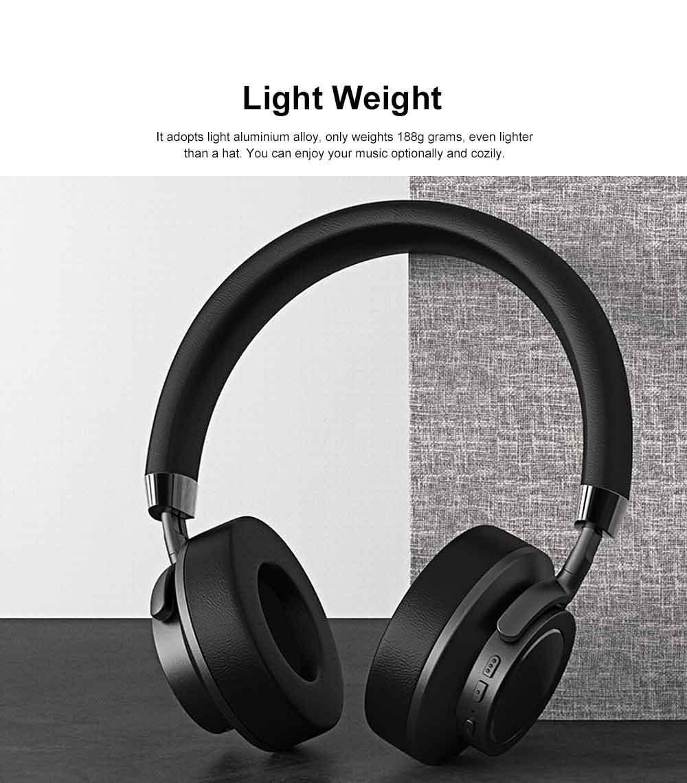 Wireless Bluetooth 4.1 Headphone Headset, Mobile HIFI Headset, Ultra Long Standby Music Sport Heavy subwoofer, Game Headphone 3