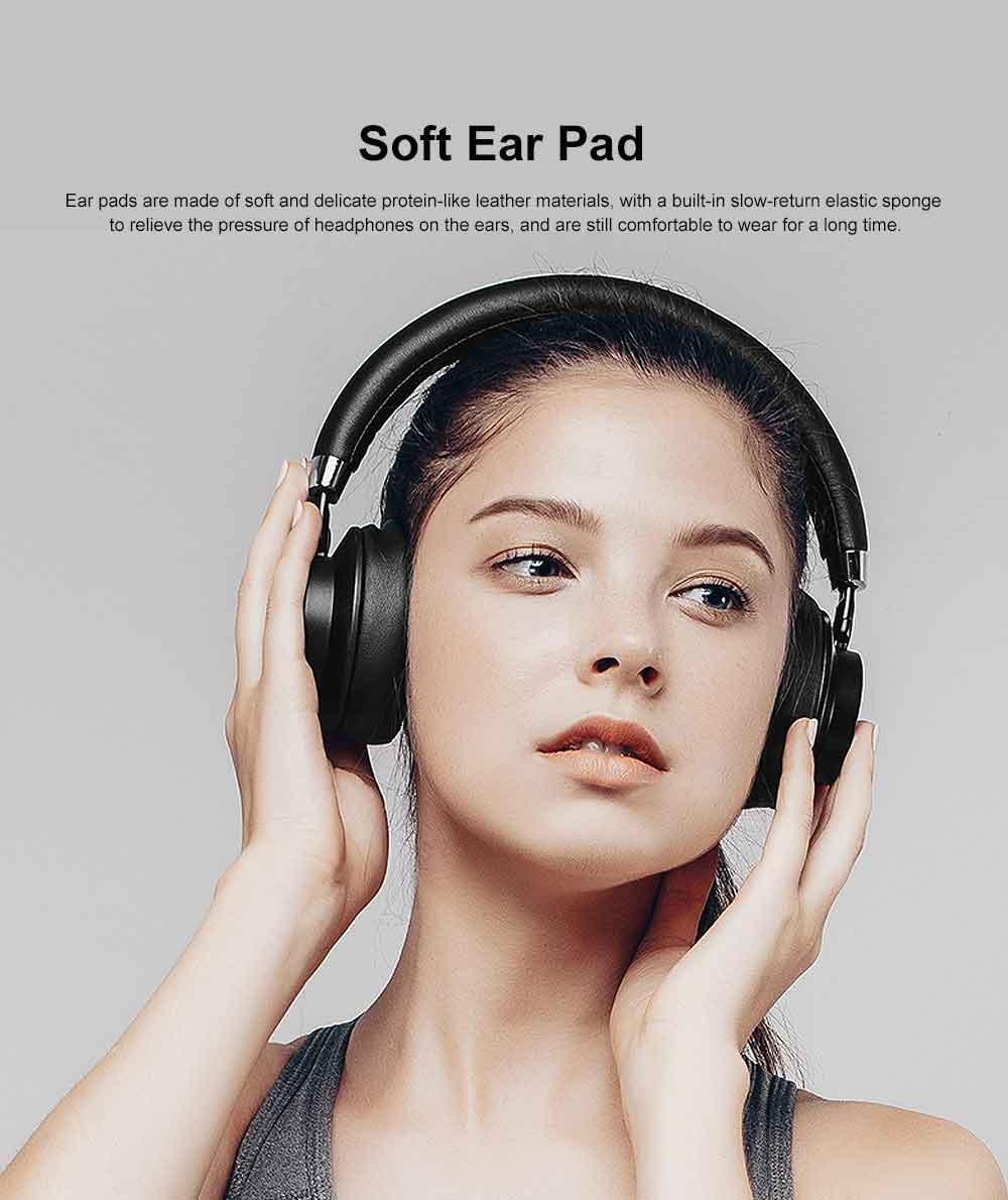 Wireless Bluetooth 4.1 Headphone Headset, Mobile HIFI Headset, Ultra Long Standby Music Sport Heavy subwoofer, Game Headphone 4