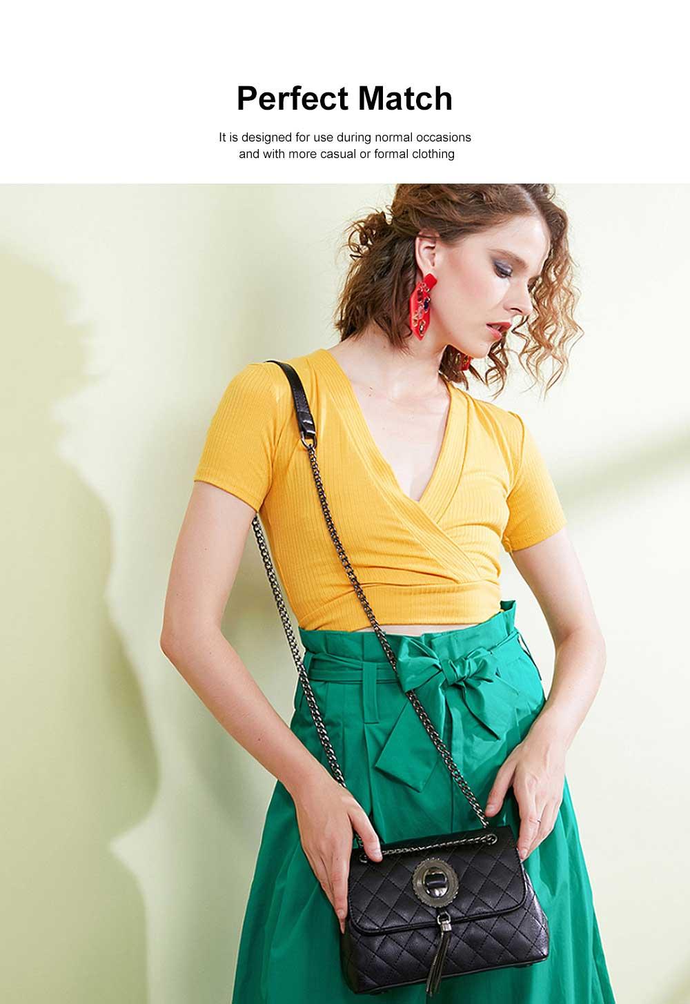 Women Shoulder Bag Fashion Mini Cross-Body Bag Wedding Party Handbag Classic Style for Women Girls 2