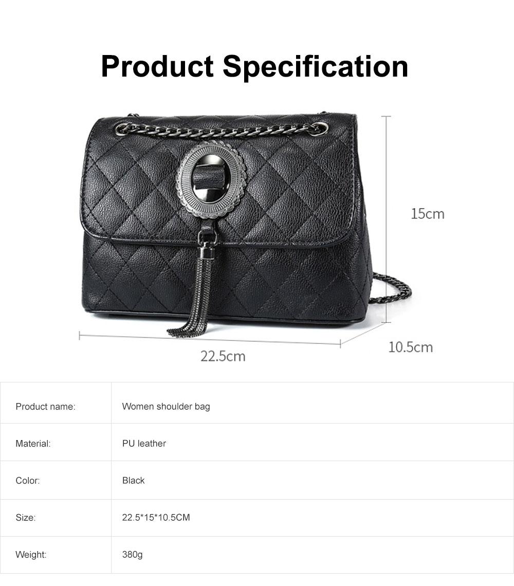 Women Shoulder Bag Fashion Mini Cross-Body Bag Wedding Party Handbag Classic Style for Women Girls 6