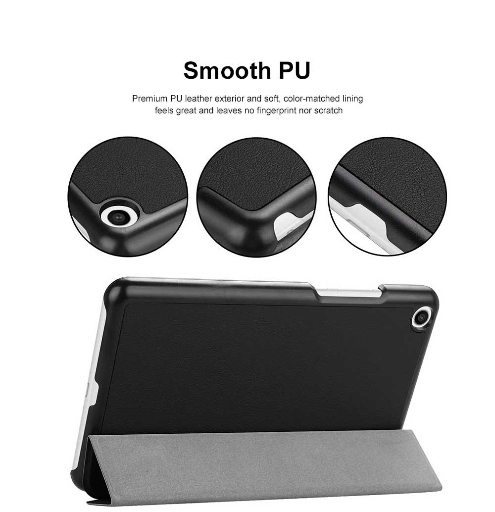 Stylish Practical Xiaomi Tablet Leather Case with Colorful Pattern Shockproof Cover Lightweight for Xiaomi Pad 4 3