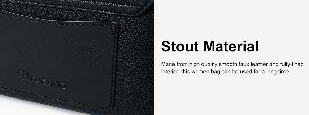 Women Chain Bag Fashion PU Leather Cross-Body Shoulder Bags Ladies Clutch Handbag 3