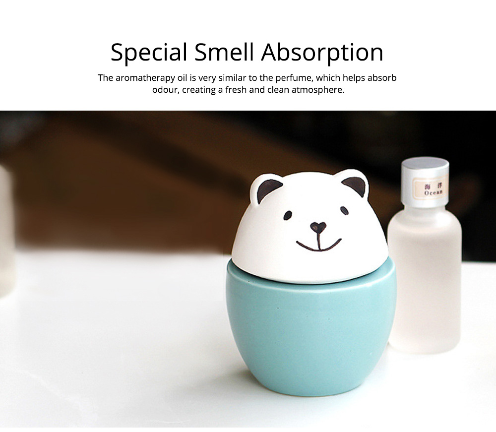 Innovative Design Aromatherapy Diffuser No fire No Electricity with Aromatherapy Oil for Indoor Use 3