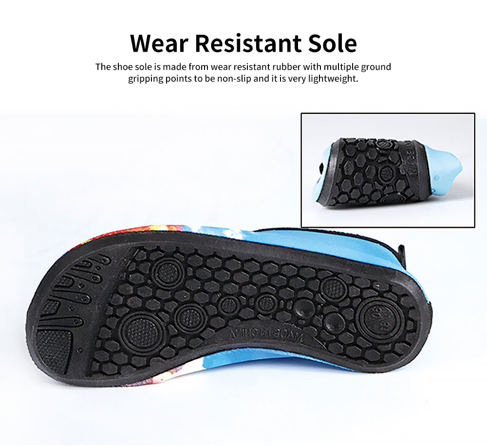 Fashionable Quick-dry Beach Shoes for Kids, Children's Breathable Beach Shoes for Outdoor Activity Swimming Shoes 3