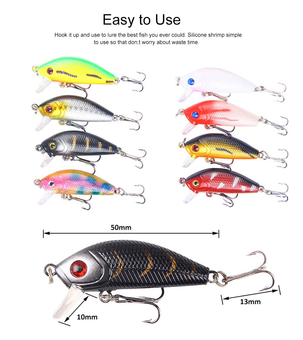 38 Outfit Fishing Lures with Various Style and Variety of Shape, Silicone Baits, Attractants for Saltwater and Freshwater 3