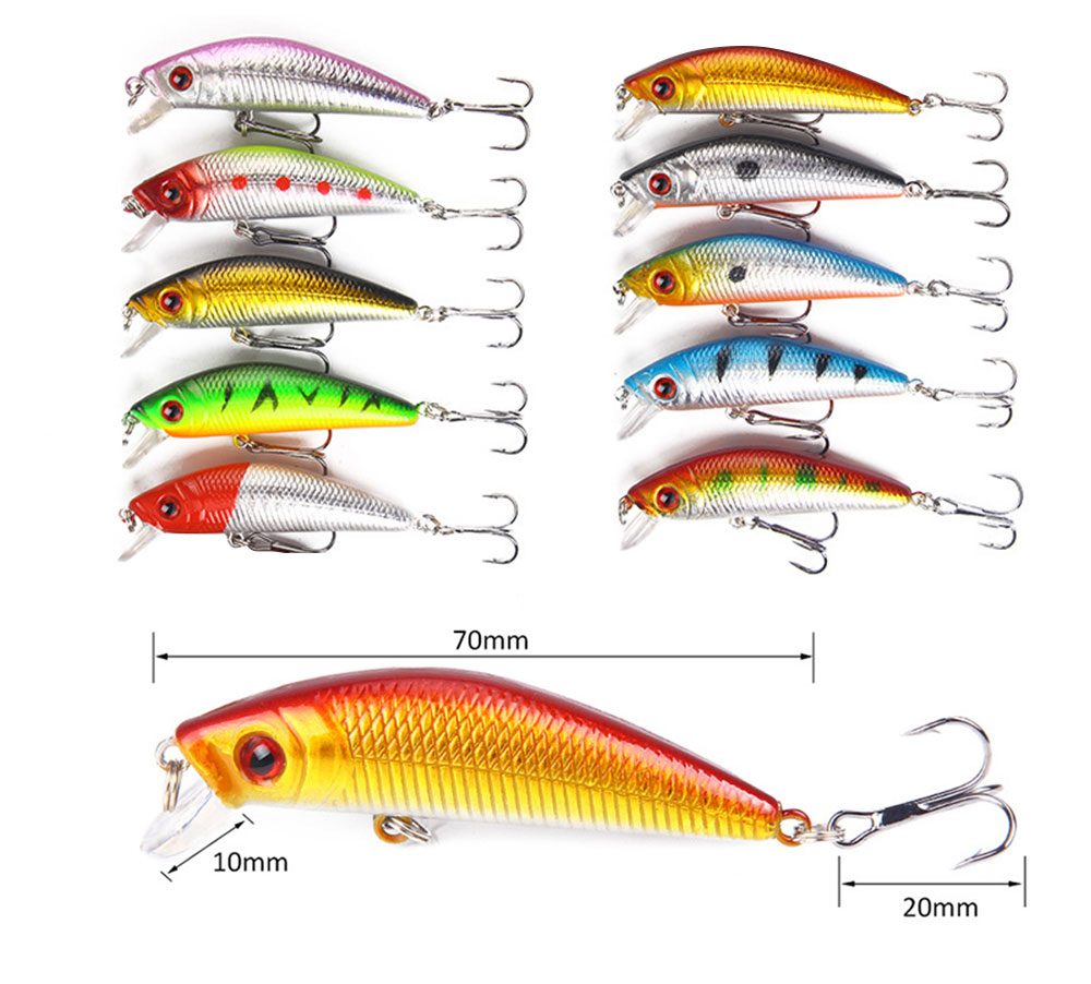 38 Outfit Fishing Lures with Various Style and Variety of Shape, Silicone Baits, Attractants for Saltwater and Freshwater 6