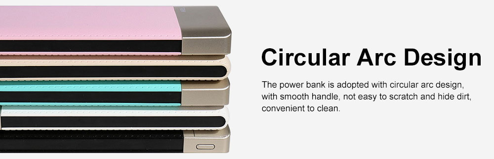 Fresh Style Contrast Color Simulation Leather 9000mAh Digital Display Portable External Battery Charger Dual USB Power Bank for Cell Phone 5