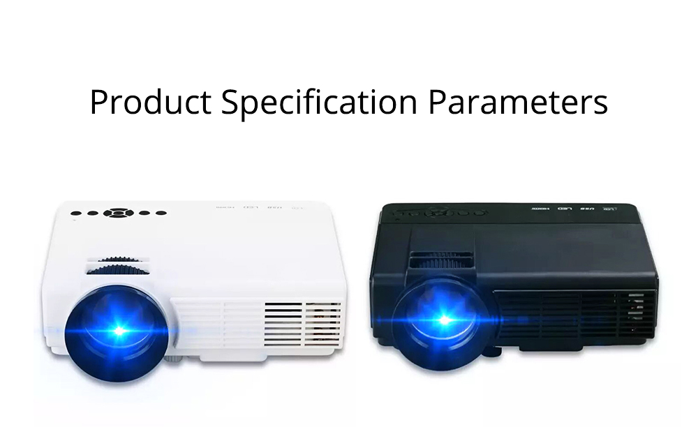New Style High-definition Projectors Q5 Mini-sized Portable LED Projection Machine for Home Using 1080P Home Theater 10