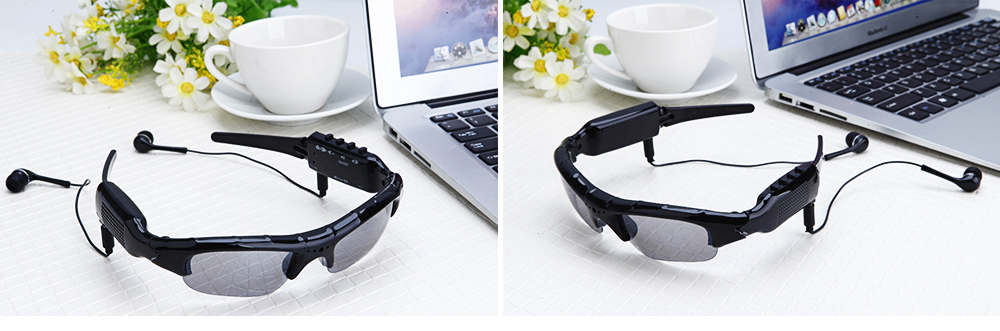 Wireless Headphones Bluetooth 4.1 Version Smart Glasses for Outdoor Activities High Quality Sunglasses for Music and Photo Shooting 3