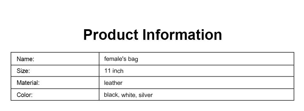 Female's Retro Selected Leather Chain Handbag, Wax Oil Leather Shoulder Bag, with Durable Zipper 6