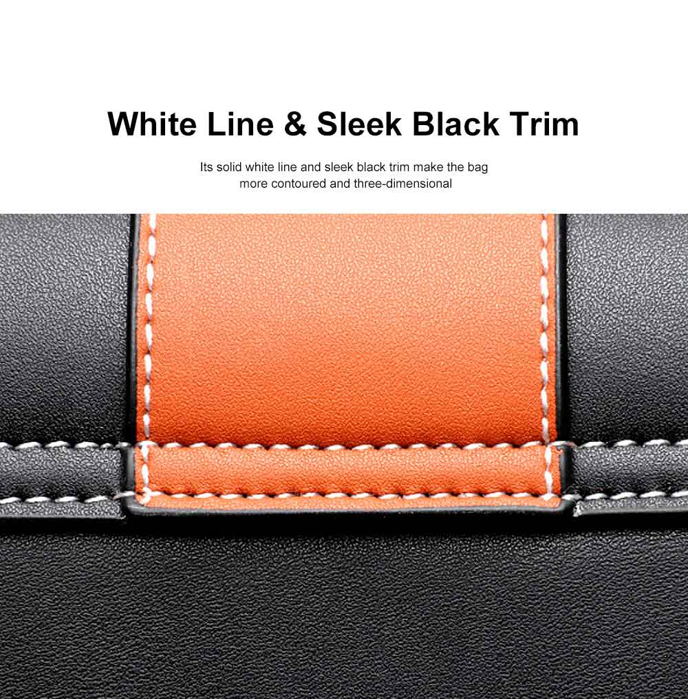 New Women's Bag Fashion Bag, Fashion Ladies Shoulder Bag, with Widen to Wear Buckle Design 4